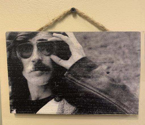 Photo printed on wood – 16×11