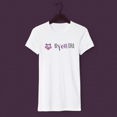 Be-Utiful –  T-shirt