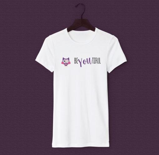 Be-Utiful –  T-shirt