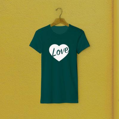 Love/Heart T-shirt