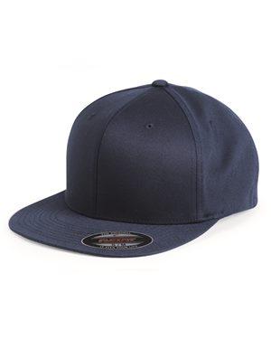 Flexfit – Pro-Baseball On Field Flat Bill Cap with LOGO EMBROIDERY