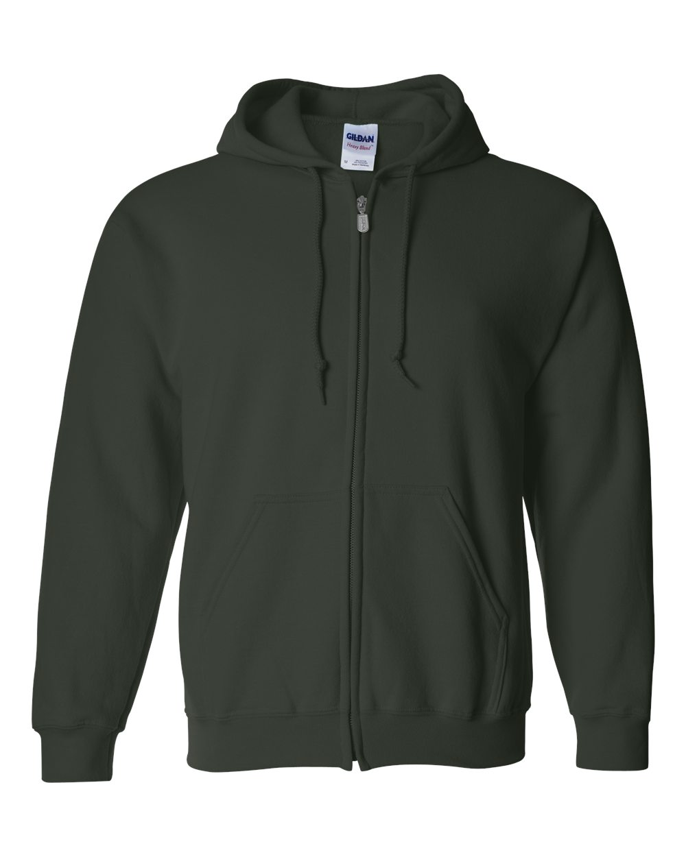 Heavy Blend Hooded Sweatshirt – Full-Zip